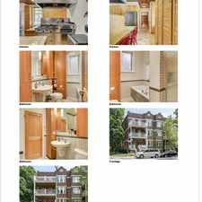 Rental info for 1206 Avenue Lajoie in the Outremont area