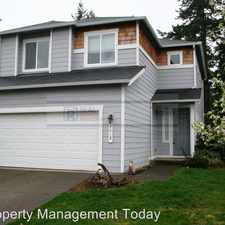 Rental info for 9618 191st St Ct E