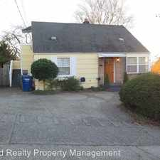 Rental info for 315 1/2 NW 49th St in the Ballard area
