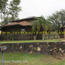Rental info for 27 Ho'oiki Place - 1