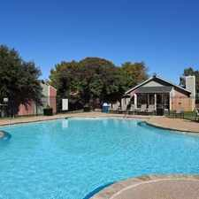Rental info for The Park at Bellevue in the Fort Worth area