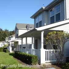 Rental info for 8533 NE Russell Street #B in the Madison South area