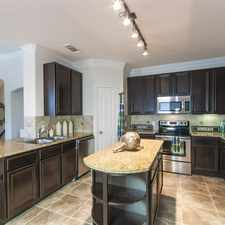Rental info for Parc Woodland in the The Woodlands area