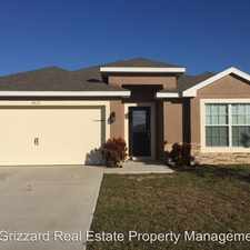 Rental info for 4517 Manica Drive