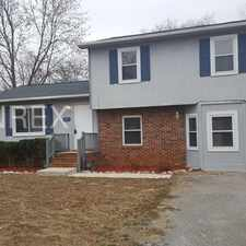 Rental info for Fresh updates and large fenced yard!