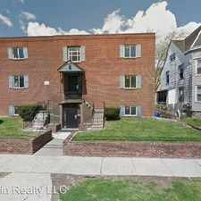 Rental info for 1528 Elmwood Ave. - 107 (A05)