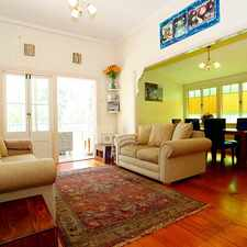 Rental info for The Perfect Queensland Home in the Greenslopes area