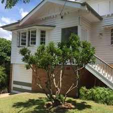 Rental info for YOU'LL LOVE THE TRADITIONAL FEATURES WITH MODERN CONVENIENCE. in the Bowen Hills area