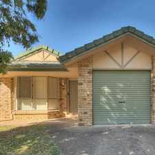 Rental info for Charming Villa, Fully Fenced, Side Gate Access, Quiet Location in the Brisbane area