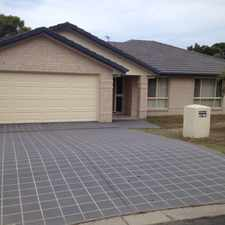Rental info for LARGE FAMILY HOME YOU DON'T WANT TO MISS! in the Wondunna area