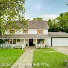 Rental info for 211 S 2nd Street in the Midlothian area