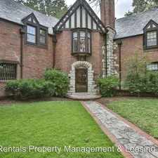 Rental info for 254 N. Crestway in the College Hill area