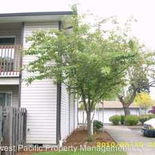 Rental info for 3114 Evergreen Ave NE in the Keizer area