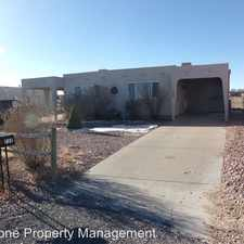 Rental info for 734 E. Clarion Drive