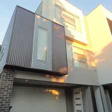 Rental info for QUALITY, SIZE, LOCATION, FLOOR PLAN, STYLING, ENERGY EFFICIENT in the Melbourne area