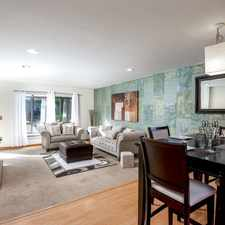 Rental info for 10545 Meridian Avenue North #102