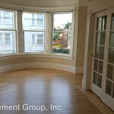 Rental info for 1510 McAllister Ave - 3 in the San Francisco area