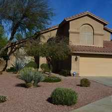 Rental info for $3400 4 bedroom House in Surprise Area