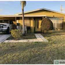 Rental info for Updated 3/1 on a beautiful corner lot. in the West Palm Beach area