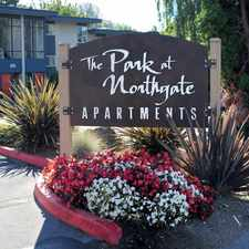 Rental info for Park at Northgate Apartment Homes in the Maple Leaf area