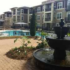 Rental info for Fountains at Mooresville Town Square