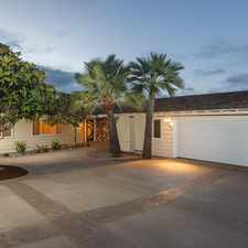 Rental info for Ocean View! La Jolla One-Story Remodeled Single Family Detached Home in the La Jolla area
