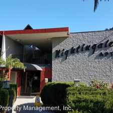 Rental info for 4175 Bachman Pl. #68 in the San Diego area