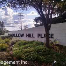 Rental info for 2034 Swallow Hill #332