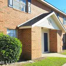 Rental info for 220 Lanier Dr in the Statesboro area