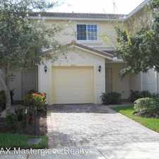 Rental info for 2250 SW Rockport Road in the Port St. Lucie area