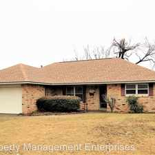 Rental info for 1204 Winnipeg Dr in the Oklahoma City area