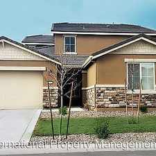 Rental info for 10385 Rollins Drive in the Reno area