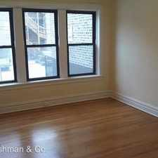 Rental info for 2520 N. Kedzie #2S in the Logan Square area