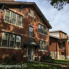 Rental info for 5415 Holly Hills Ave. in the St. Louis area