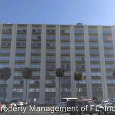 Rental info for 1980 N Atlantic Ave Suite 411 -