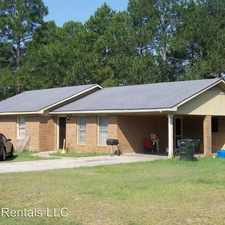 Rental info for 13 University Pl in the Statesboro area
