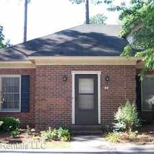 Rental info for 21 Somerset in the Statesboro area