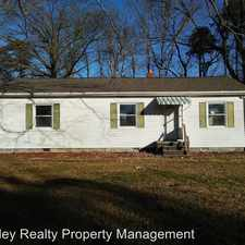 Rental info for 4690 Old News Road