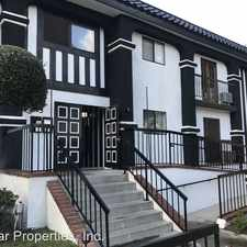 Rental info for 625/629 N. Kenwood St. in the Los Angeles area