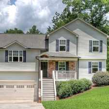 Rental info for This home offers so much space. Parking Available!