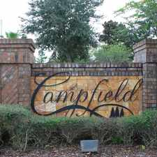 Rental info for 11251 Campfield Drive #2103