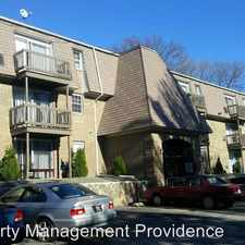 Rental info for 1701 Smith St. - 1701 Smith Street Unit 108 in the Providence area