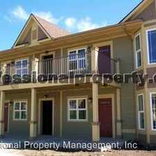 Rental info for 4015 Galway #C