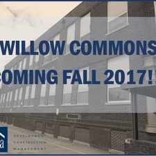 Rental info for Willow Commons