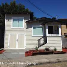 Rental info for 1907 - 70th Ave
