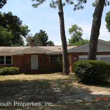Rental info for 1605 E. Gonzalez St. in the 32501 area