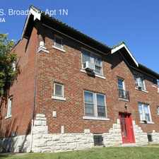 Rental info for 4617 S. Broadway Apt 1N in the Mount Pleasant area