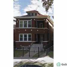 Rental info for *70TH/ROCKWELL SECTION 8 UNIT 3BDR 1BT $NO SECURITY$ SECTION 8* in the Marquette Park area