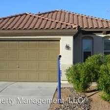 Rental info for 4923 E Chickweed Dr