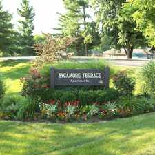 Rental info for Sycamore Terrace Apartments